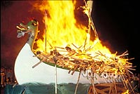 Up Helly Aa fire festival